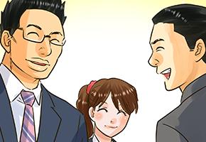 グッドワークスコミック IT営業編